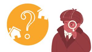 『未掲載物件』を調査する探偵